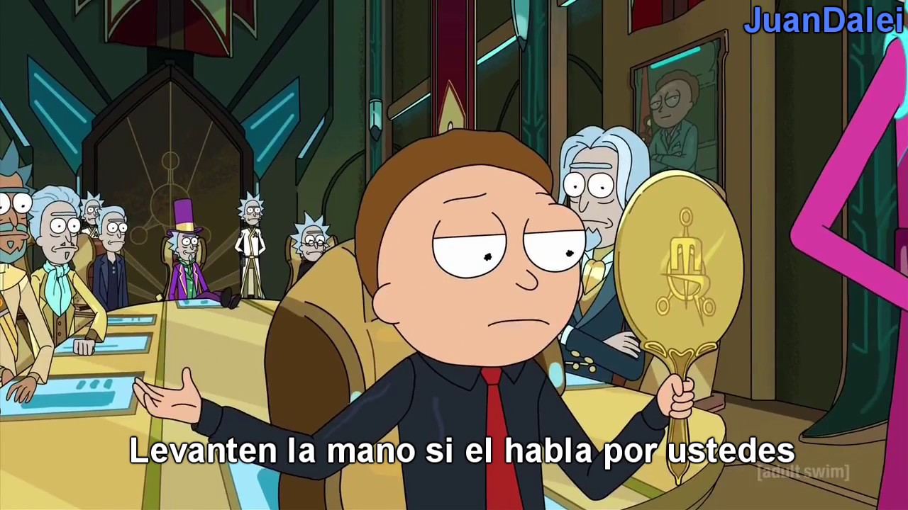 Gravity Falls Wallpaper Pc Morty Malvado Regresa Rick Y Morty Temporada 3 Episodio