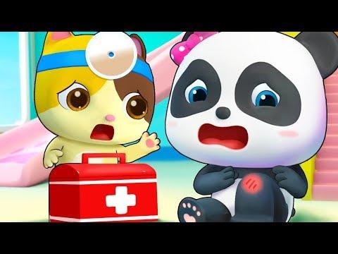 I've got a Boo Boo | Play Safe, Learn Colors | Nursery Rhymes | Kids Songs | Kids Cartoon | BabyBus
