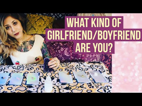What Kind Of Girlfriendboyfriend Are You Pick A Card Youtube