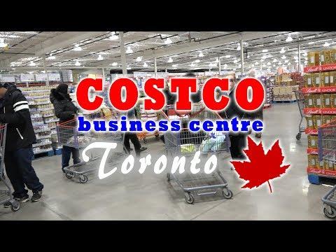 COSTCO Business Centre Toronto | КОСТКО для бизнеса в Торонто | Обзор магазина | Жизнь в Канаде