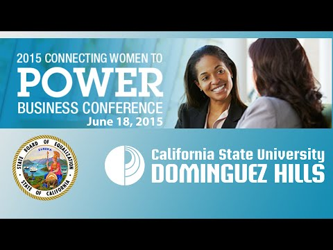 2015 Connecting Women To Power - Business Conference (Opening Session)