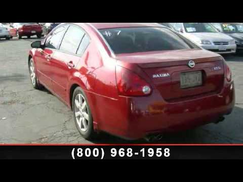 2004 Nissan Maxima - Used Hondas USA - Bellflower, CA 90706