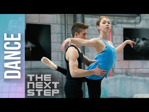 The Next Step - Amy & Noah's Ballet/Hip-Hop Duet (Season 5 Episode 10)