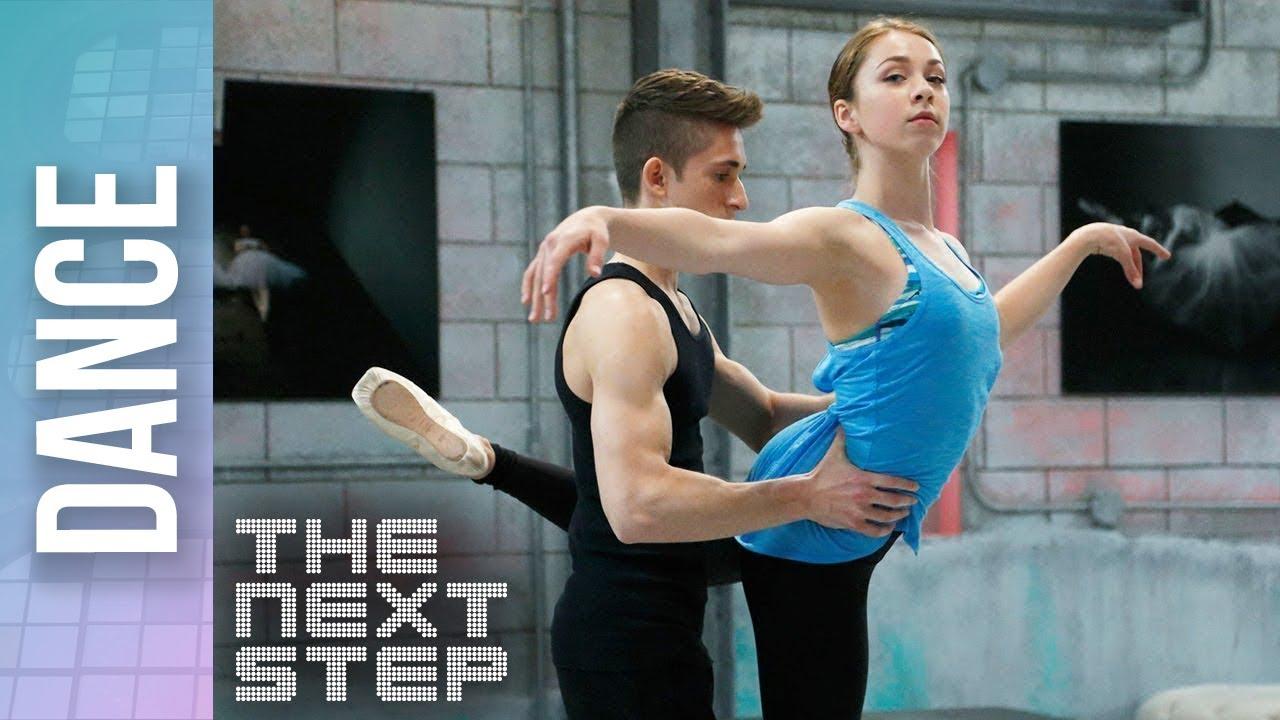 The Next Step - Amy & Noah's Ballet/Hip-Hop Duet (Season 5 Episode 10)