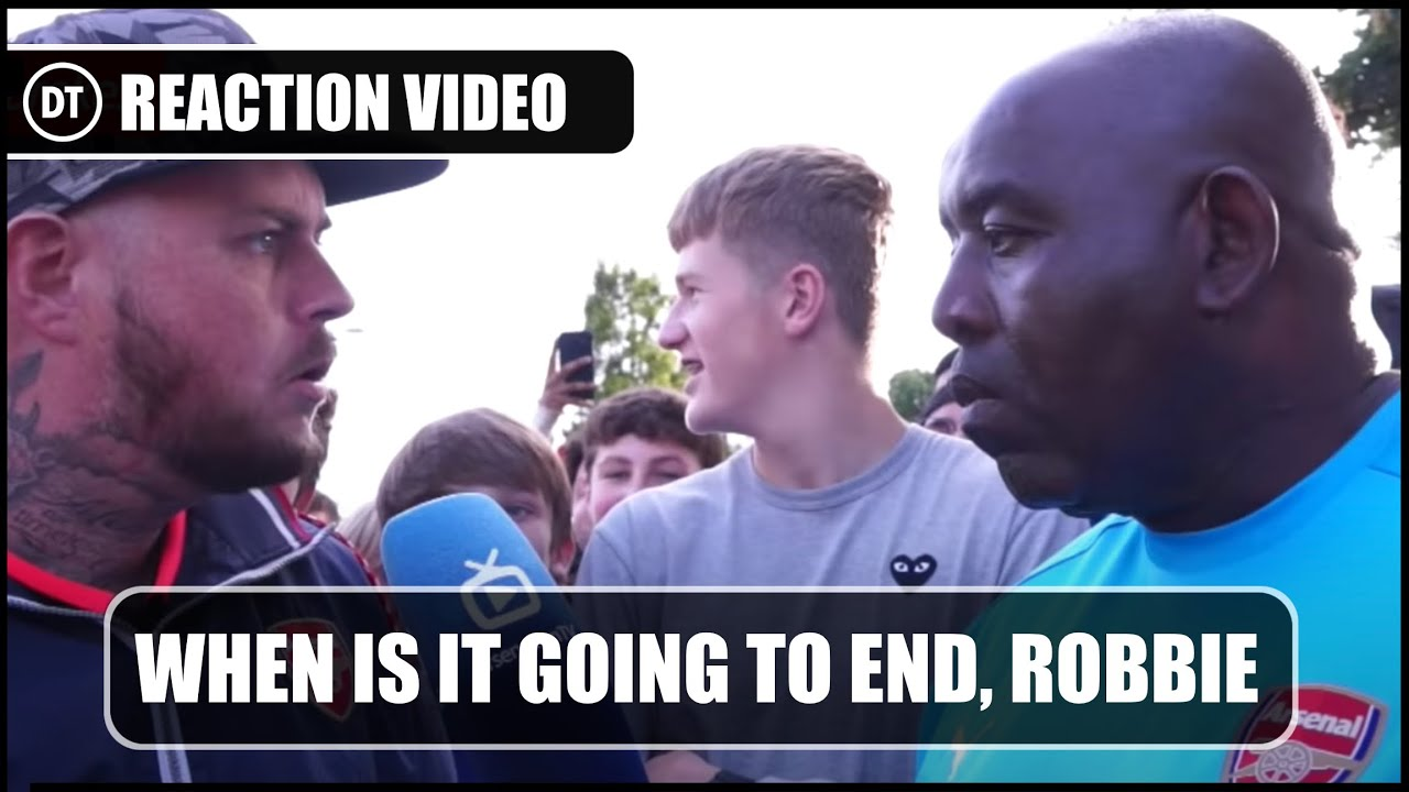 Reacting To My Aftv Videos When Is It Going To End Robbie