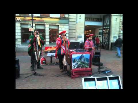 The Greatest Peruvian Panflute Band Ever