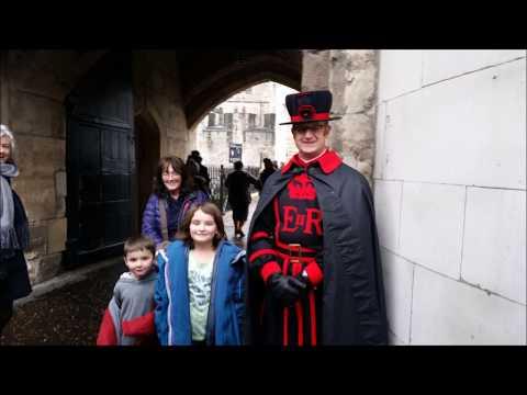 Tower of London Jan 2018