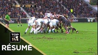 TOP 14 - Résumé La Rochelle-Toulouse: 37-21 - J8 - Saison 2017/2018