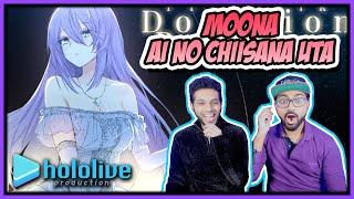 Download HOLOLIVE - MOONA ORIGINAL SONG: AI NO CHIISANA UTA REACTION (愛の小さな歌)