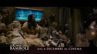 #lacasadellebambole, dal 6 dicembre al cinema:sito ufficiale: http://www.midnightfactory.it/film/la-casa-delle-bambolefacebook: https://www.facebook.com/midn...