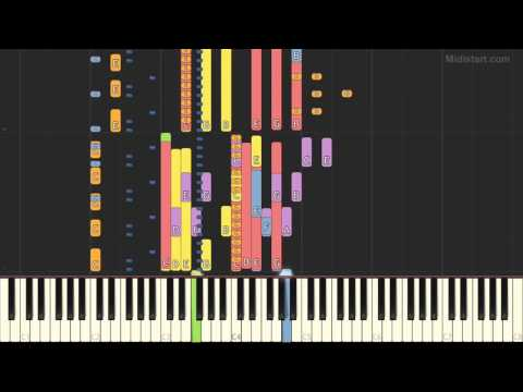 Village People - Go West (Piano Tutorial) [Synthesia Cover]