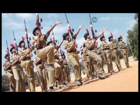 Being a Soldier - The Journey Begins with NCC | Jain University