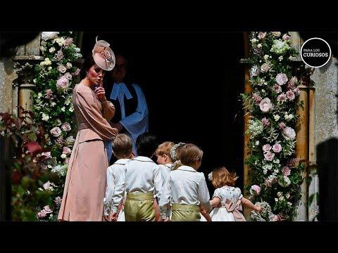 Así Es Kate Middleton Como Madre 🇬🇧