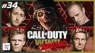 COD WWII ZOMBIE SURVIVAL met Link, Jeremy, Joost en Harm   XL Battle   LOGS2 #34