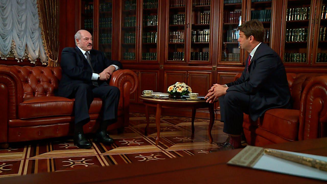 Лукашенко: Путин никогда не ставил вопрос о вхождении Беларуси в состав России