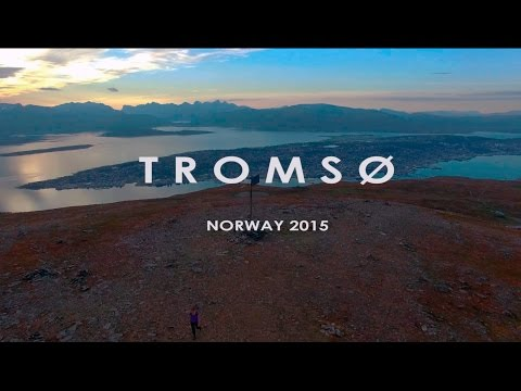 Tromsø 2015 - a short clip from the arctic city