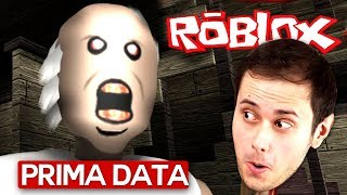 Prima data in ROBLOX Granny ! (si altele)