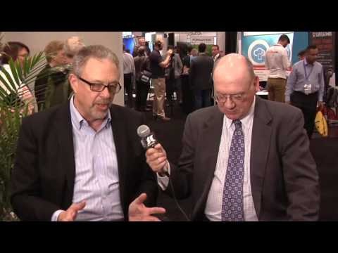SYS-CON.tv at 18th Cloud Expo | Mark Lewis, Chairman and CEO of Formation Data Systems
