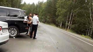 Что происходило после ДТП, которое устроил бывший вице губернатор Челябинской области Андрей Косилов
