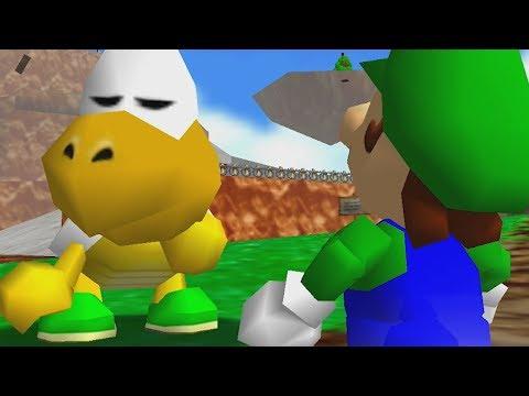 Super Mario 64 3D World - Part 1
