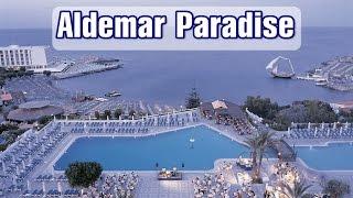 Греция. Родос. Отели Aldemar Paradise Mare & Paradise Village