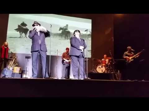 The Blues Brothers Revue - Rawhide / Stand by your Man