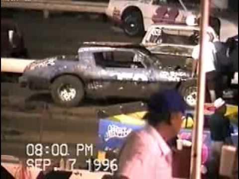 Sept 7 1996  heat race #2 SCRA  Manzanita Speedway