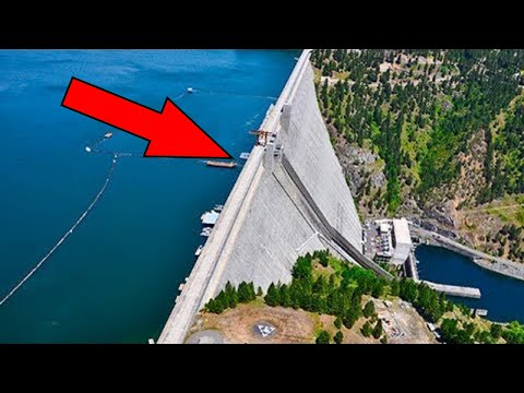 Look What Happens When A Huge Dam Is Opened!