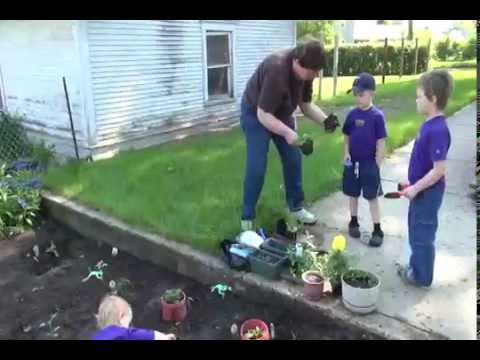 Gardening with CACFP