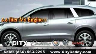 Buick Enclave NY from City Cadillac Buick GMC
