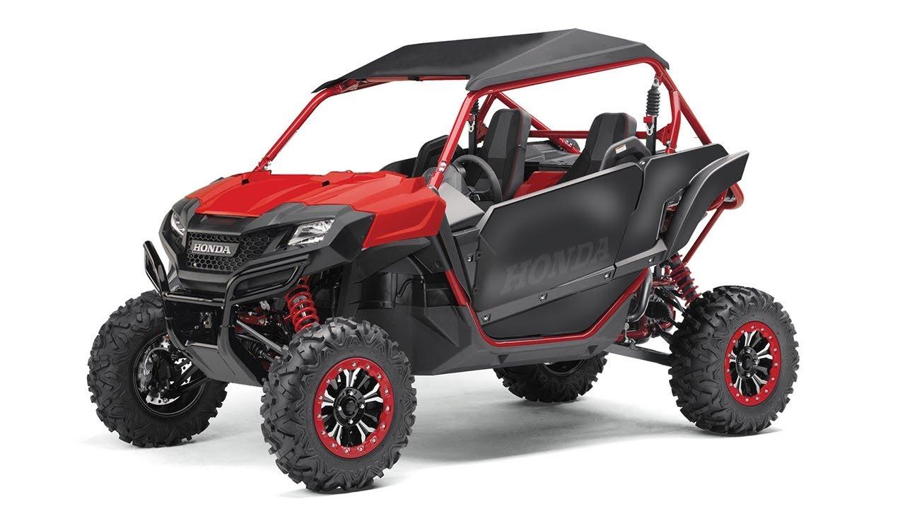 Honda Atv Side By Side >> Honda Talon Pure Sport Side X Side Overview
