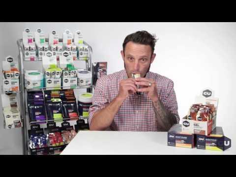How to Eat a GU Energy Gel