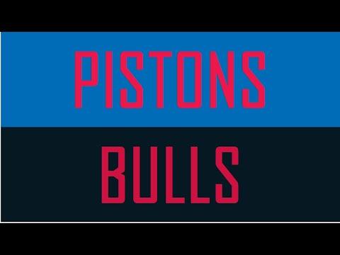 Detroit Pistons vs Chicago Bulls | HIGHLIGHTS | Oct 20, 2018