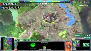 IMNesTea vs sCfOu Code S semi final - Final tense moments