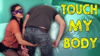 TOUCH MY BODY CHALLENGE - Nikki Limo and Steve Greene
