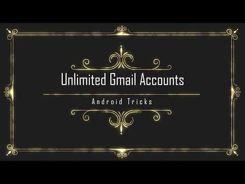 [Android] How to Create Unlimited Gmail Accounts | USA Number | Latest