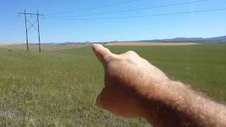 5293.92 acres farm in Wind Zone Ammon / Bone Idaho