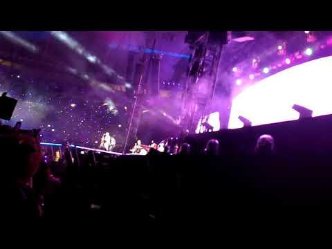 Coldplay Life is beautiful 14/11/2017 Estadio único de la plata