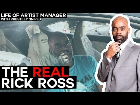 Life of Artist Manager: The REAL Rick Ross