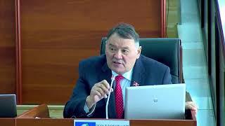 Жолдошбаев выступил с обвинениями в отношении братьев Салымбековых
