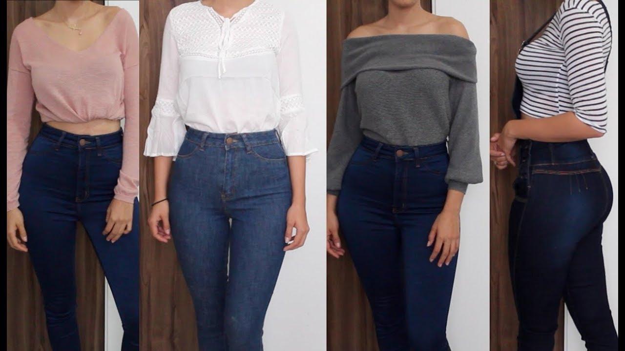 Pantalones A La Cintura Y Como Combinarlos Ft Factory Fashion Com Youtube