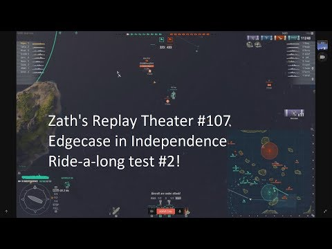 Zath's Replay Theater #107 - Independence