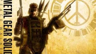 Zero Allies! - Metal Gear Solid Peace Walker OST