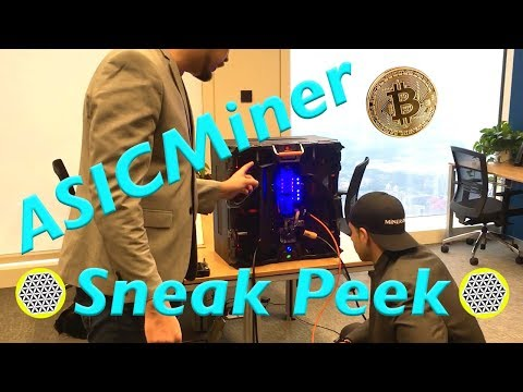 Newest ASIC Bitcoin Miner 38ths-40ths Shenzhen China to inspect ASICminer Compact 8 Nano Sneak Peek!