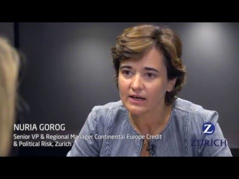 Trade Finance interviews Nuria Gorog, Zurich