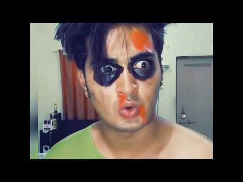 Wo Ladki Thi Badi Chalu  Funny Hd Video Musically