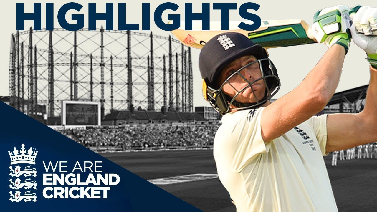 Buttler Impresses As England Bounce Back | The Ashes Day 1 Highlights | Fifth Specsavers Test 2019"|1280|720|?|c2201b81894956e440dfa94a14421f20|False|UNLIKELY|0.3448149561882019