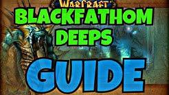 Classic WoW Commentary: Blackfathom Deeps