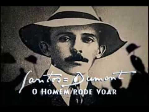 95b34949242 O maior inventor brasileiro - Santos Dumont - YouTube