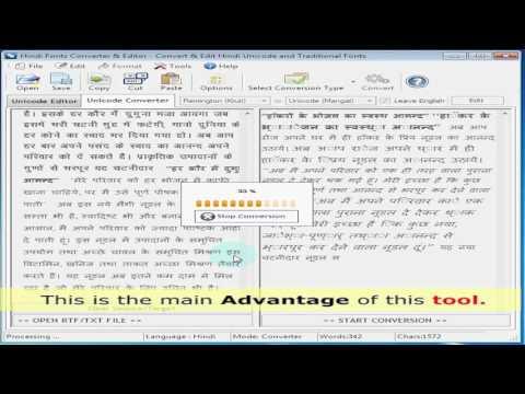 How To Convert Kruti Dev Fonts To Mangal